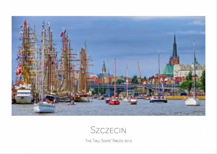 Szczecin – The Tall Ship's Races 2013